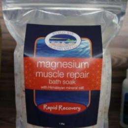 Rapid Recovery Magnesium Soak