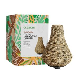 Oil Garden Ultrasonic Diffuser Coastal