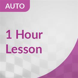 1 Hour Auto Lesson: Toowoomba