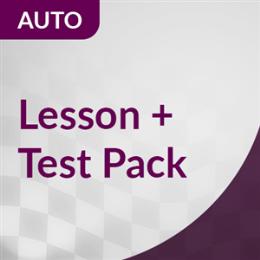 Auto Lesson + Test: Highfields, Hodgson Vale, Vale View, Westbrook