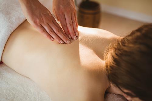 Massage Therapy   Sense of Balance