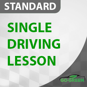 Driving Lesson at Go Green Driving School