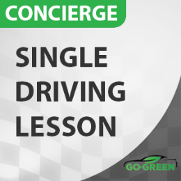 Concierge Driving Lesson