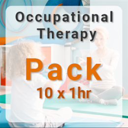 Occupational Therapy - 10 Session Package