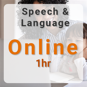 Online Speech and Language Therapy - 1hr at Inspire Therapy