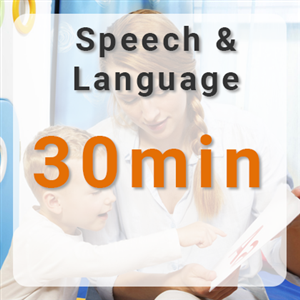 Speech & Language Therapy - 30mins at Inspire Therapy