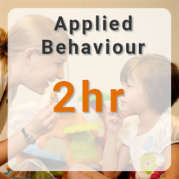 Applied Behavior Analysis - 2hrs