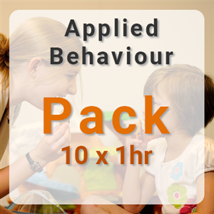 Applied Behavior Analysis - 10 Session Package at Inspire Therapy
