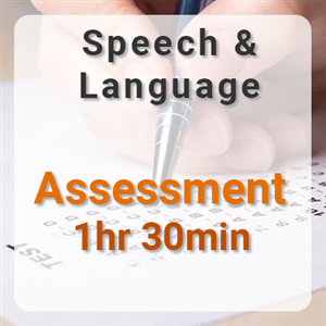 Speech & Language Assessment - 1hr 30min at Inspire Therapy