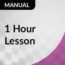 1 Hour Manual Lesson: Toowoomba