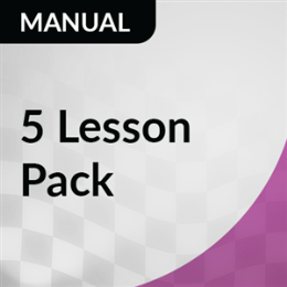 5 Manual Lesson Pack: Toowoomba