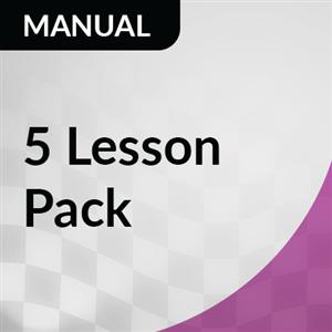 5 Manual Lesson Pack: Toowoomba at Nixon Driving Academy