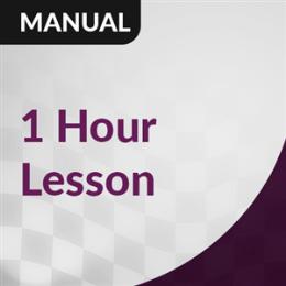 1 Hour Manual Lesson: Highfields, Hodgson Vale, Vale View, Westbrook