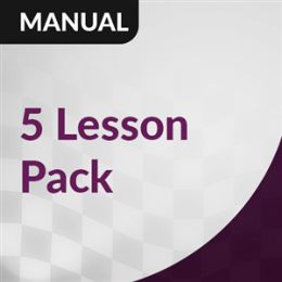 5 Manual Lesson Pack: Highfields, Hodgson Vale, Vale View, Westbrook