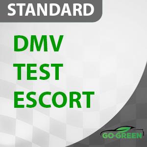 DMV Test Escort at Go Green Driving School