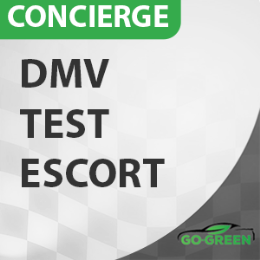 Concierge DMV Test Escort