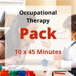 Occupational Therapy - 45 minutes block of session