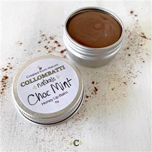 Choc Mint - Honey Lip Balm at Zing Massage Therapy