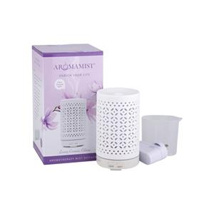 Aromamatic Ultrasonic Mist Diffuser Ceramic Mistique at First Things First Wellness Centre