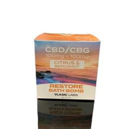 CBD Recovery Gel 2000