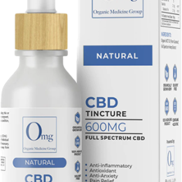 CBD Tincture Oil 1200