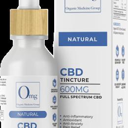 CBD Tincture Oil 600