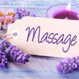 75 min Massage Voucher