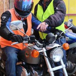 Motorbike RE Lesson