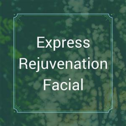 Dermalogica Facial -  Express Rejuvenation
