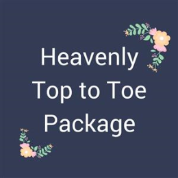 Treatment Packages - Heavenly Top to Toe