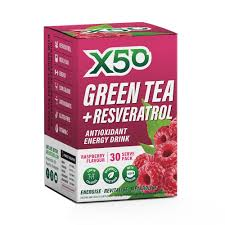 X50 Green Tea - 30 serves at First Things First Wellness Centre