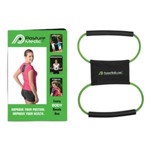 Posture Medic Back Brace Resistance Band at First Things First Wellness Centre