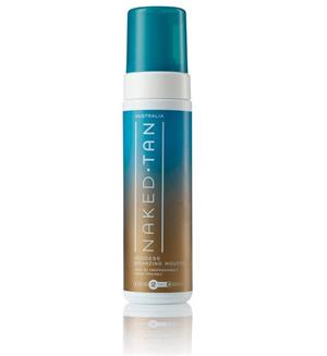 Naked Tan Bronzing Mousse Chocolate at First Things First Wellness Centre