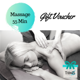 55 Minute Massage Gift Voucher