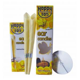 Happy Therapies Cone Ear Candles Pair