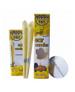 Happy Therapies Cone Ear Candles Pair at First Things First Wellness Centre