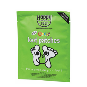 Happy Feet Foot Patches Single at First Things First Wellness Centre