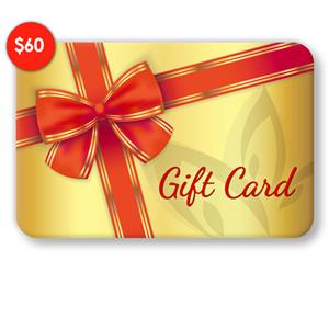 $60 Gift Voucher at Vital Living WellSpa