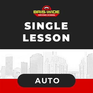 60 min Auto Lesson at Briswide Driving School