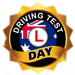 Use our MANUAL car on TEST day with a 60 min prior