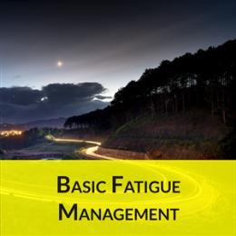 Fatigue Risk Management Package