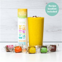The Multitasker Trial 5 Bomb Smoothie Tube