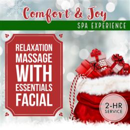 Comfort & Joy Spa Experience