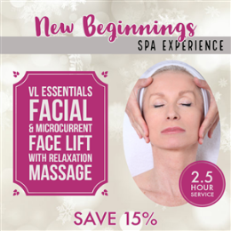 New Beginnings Spa Experience