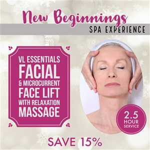 New Beginnings Spa Experience at Vital Living WellSpa