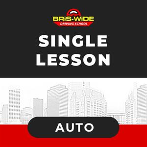 90 min Auto Lesson at Briswide Driving School