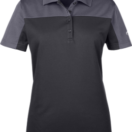 Polo - Women - Black/Carbon - S