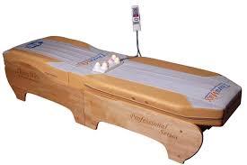 Acupressure Thermal massage  bed- 15 min at Chi Health Spa and Chi Machine Australia