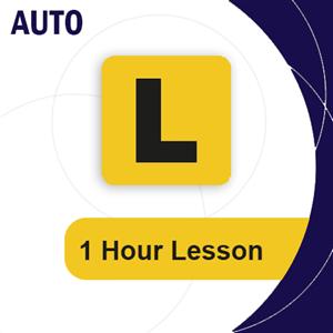 Auto Lesson 1 Hour at LicencePlus