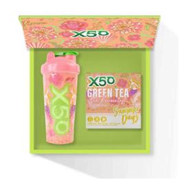 X50 Green Tea Summer Dayz Gift Pack